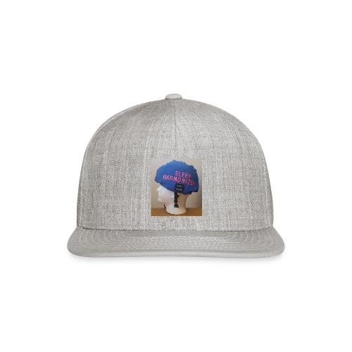 Sleep Harmonizer Helmet Model - Snapback Baseball Cap