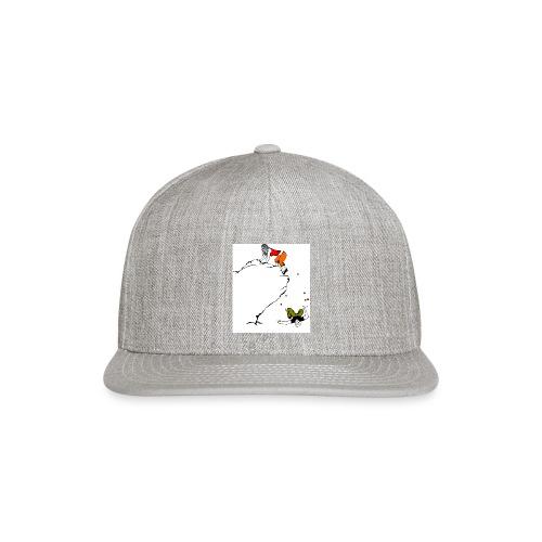 Lady Climber - Snap-back Baseball Cap