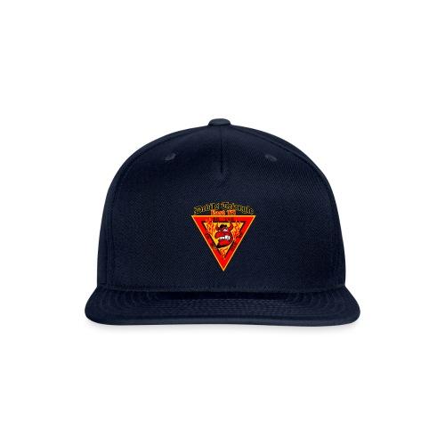 Devils Triangle Tennessee - Snapback Baseball Cap