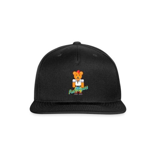 Skinhead Furrrgus - Snapback Baseball Cap