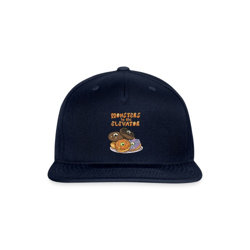 Monster Donuts Logo Mug - Snapback Baseball Cap