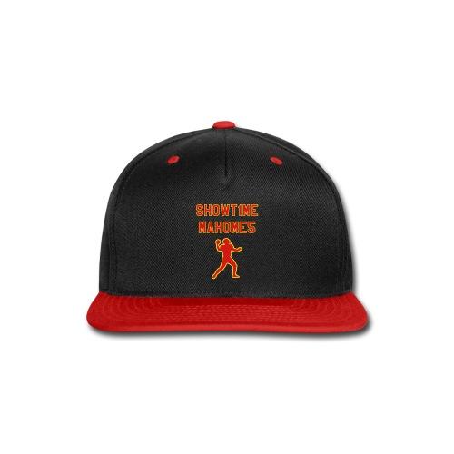 Showtime Mahomes - Snap-back Baseball Cap