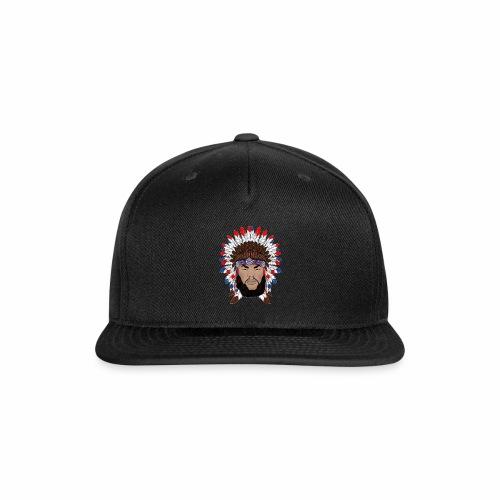 Dane Calloway American Indian Logo - Snap-back Baseball Cap