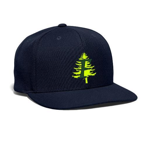 Ffynnon simple logo - Snapback Baseball Cap