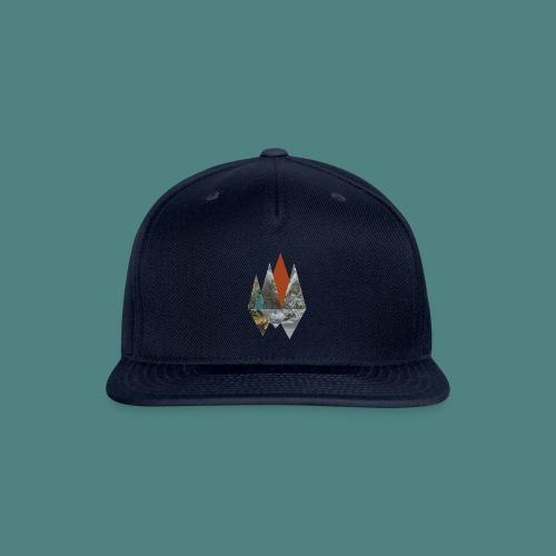 Peaks - Snapback Baseball Cap
