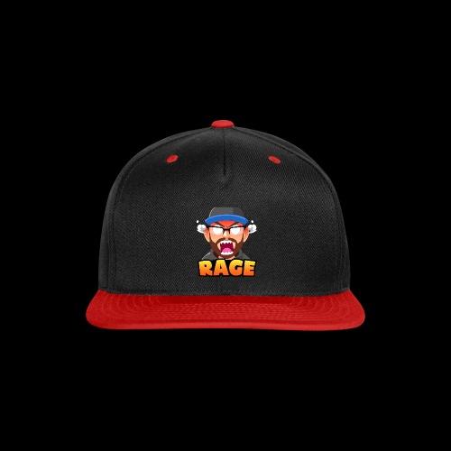 RAGE - Snap-back Baseball Cap