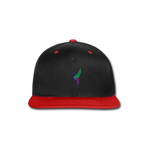 Hummingbird - Snap-back Baseball Cap