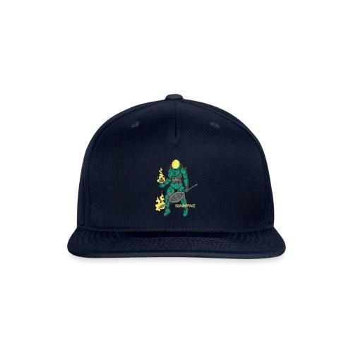 Afronaut - Snapback Baseball Cap