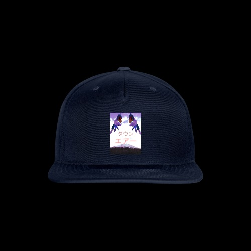FALCO VAPORWAVE - Snapback Baseball Cap