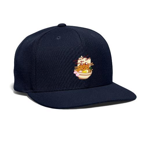 Watashiwa Ramen Desu - Snapback Baseball Cap