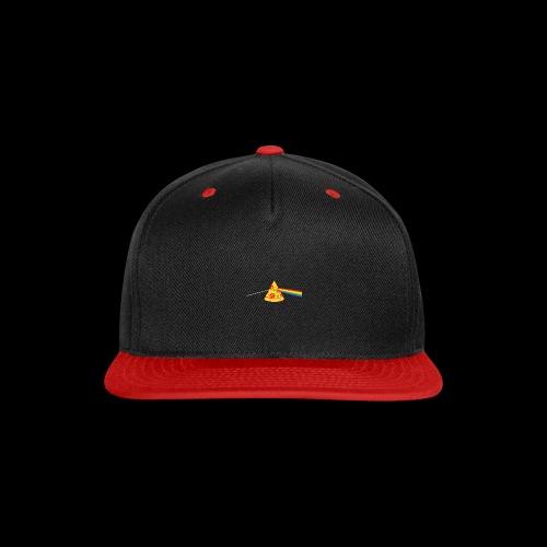 Pizza Prism - Snap-back Baseball Cap