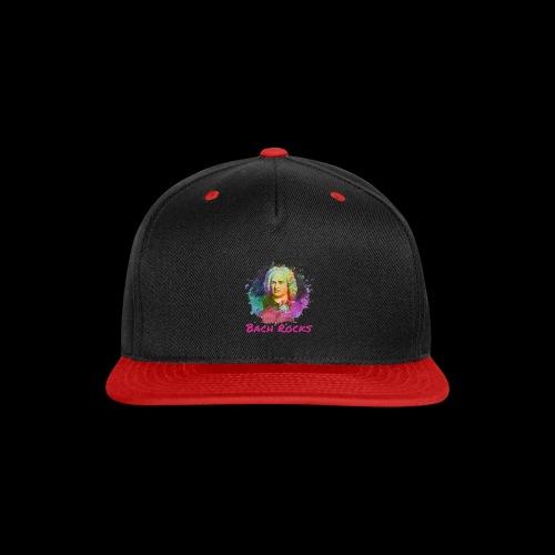 BachRocks - Snap-back Baseball Cap