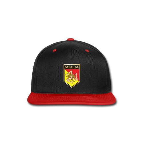 Sicilan Shield 05 SPS - Snap-back Baseball Cap
