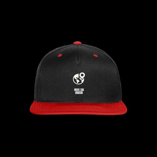 Main logo - Snap-back Baseball Cap