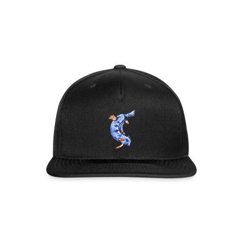 Blue Sea slug - Snapback Baseball Cap
