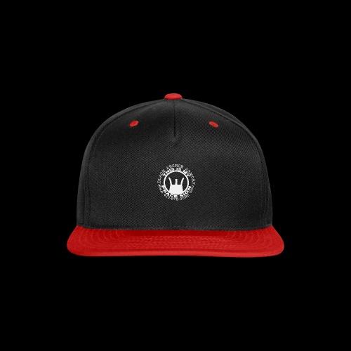 Peace Sign - Snap-back Baseball Cap