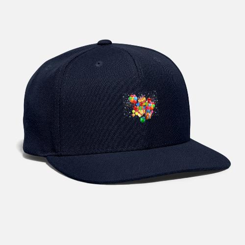 عيد ميلاد - Snapback Baseball Cap