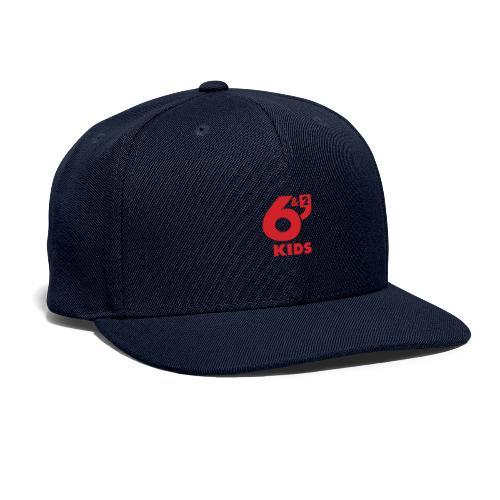 6et2 logo v2 kids 01 - Snapback Baseball Cap