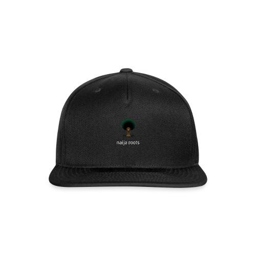 naijaroots - Snapback Baseball Cap