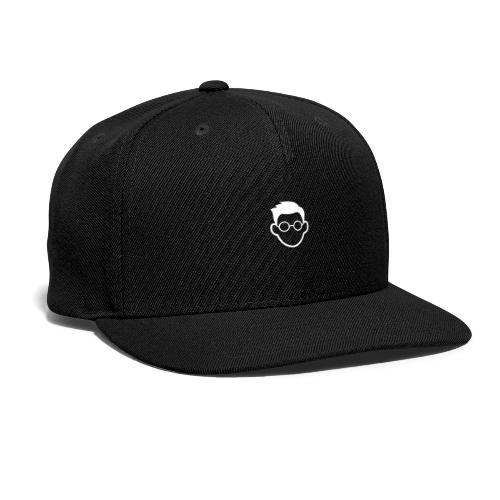 White Logo - Snapback Baseball Cap