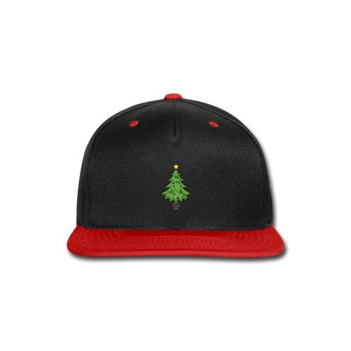 Christmas Tree - Snap-back Baseball Cap