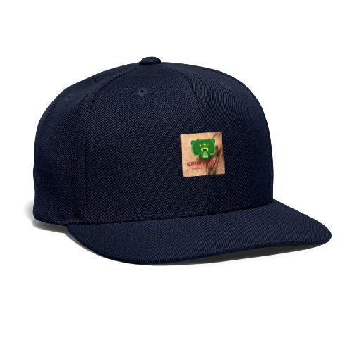 Logo 2 - Snapback Baseball Cap