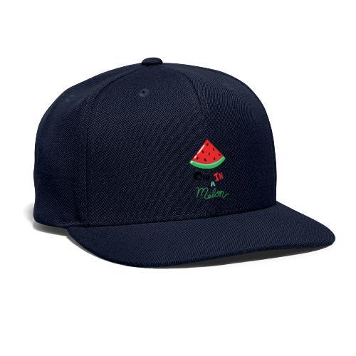 One In A Melon - Snapback Baseball Cap