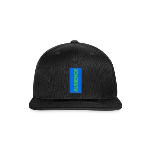 audiencegreen5 - Snapback Baseball Cap