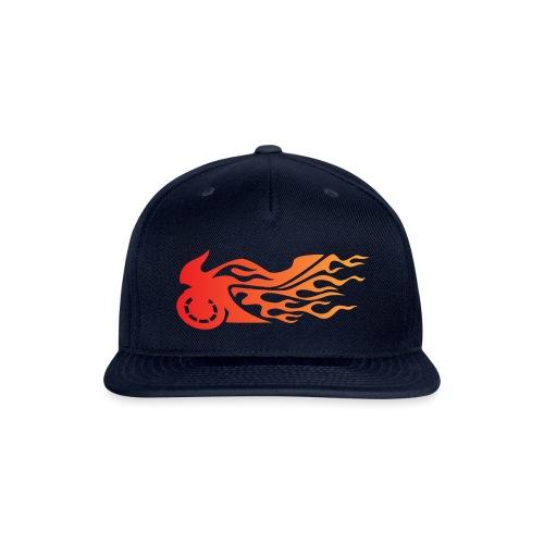 Sportbike - Snap-back Baseball Cap