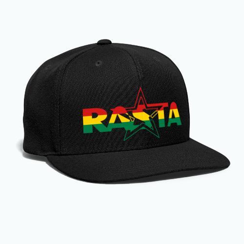RASTA - Snapback Baseball Cap