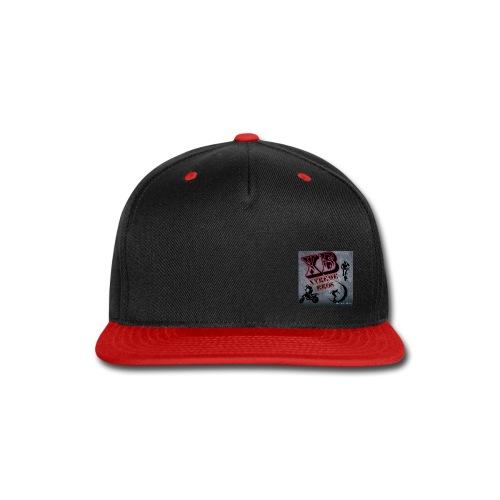 Photo 1525481050497 - Snap-back Baseball Cap