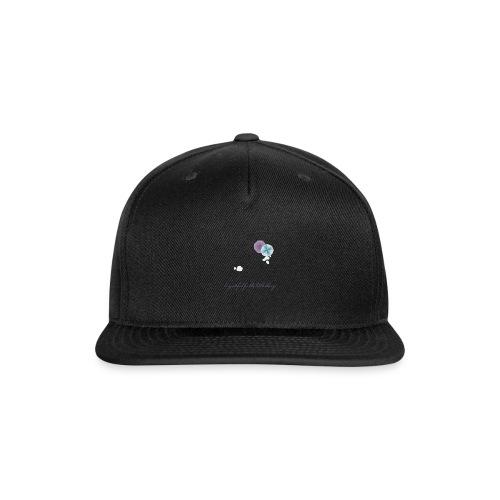 Be grateful for the little things - Snapback Baseball Cap