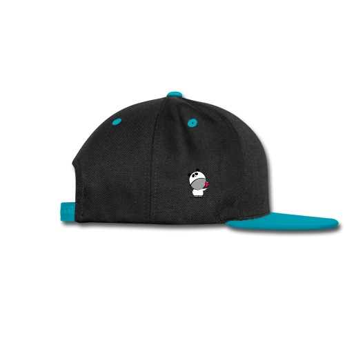 Sweet Baby Boy Panda - Snap-back Baseball Cap
