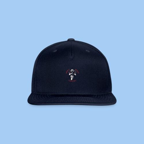 SSC-Scull - Snapback Baseball Cap