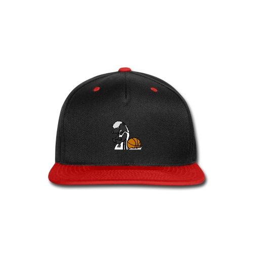 Badgers Basketball LS09 - Snap-back Baseball Cap