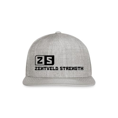 ZENTVELD STRENGTH - Snap-back Baseball Cap