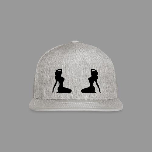 Pin Ups - Snap-back Baseball Cap