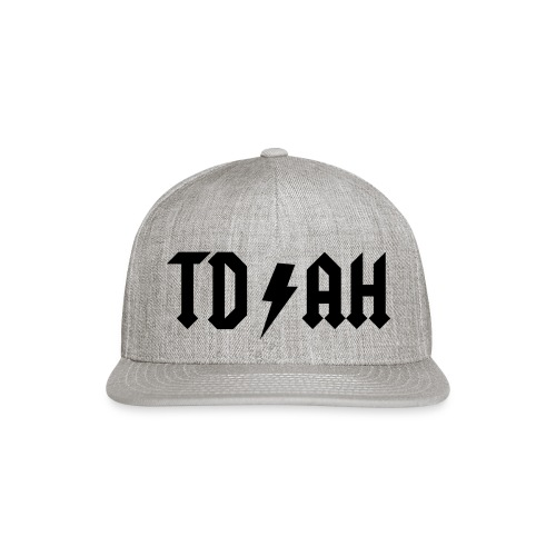 tdah - Snapback Baseball Cap