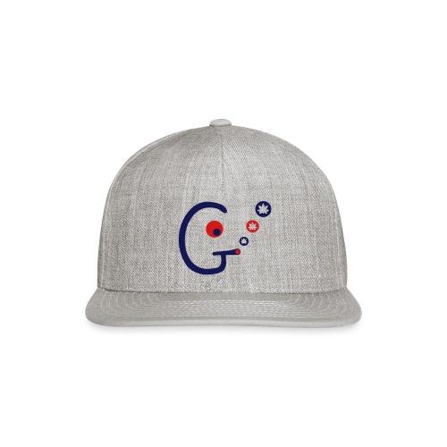 Ganjahead - Snap-back Baseball Cap