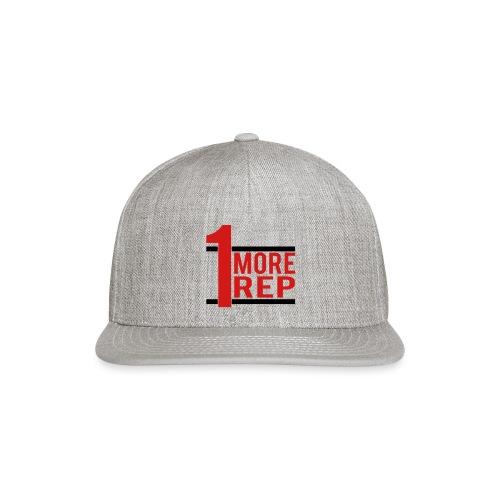 1 More Rep - Snap-back Baseball Cap