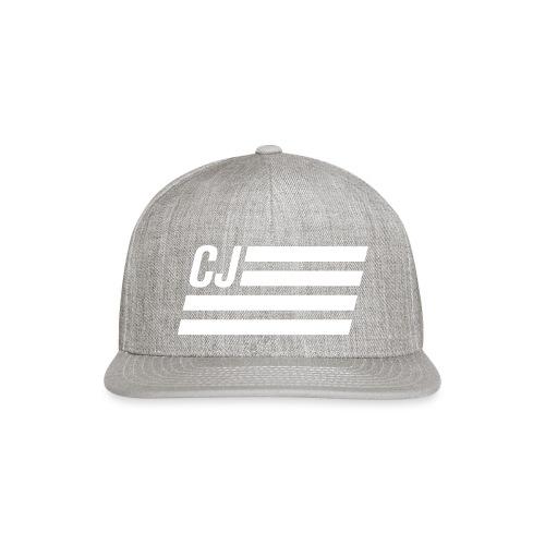 CJ flag - Autonaut.com - Snapback Baseball Cap