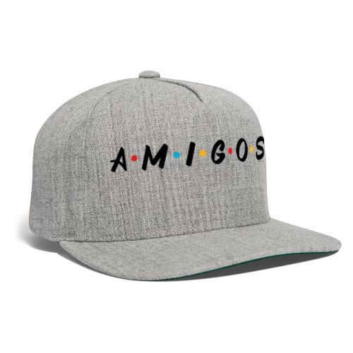 Amigos - Snapback Baseball Cap