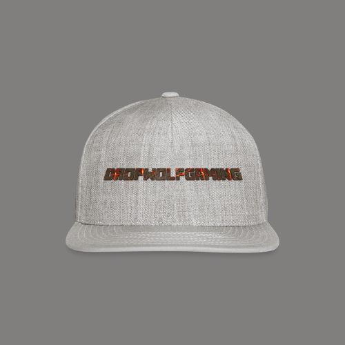 DropWolfGaming - Snap-back Baseball Cap