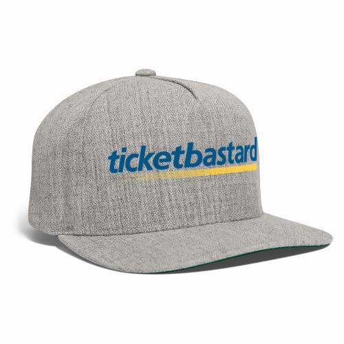 ticketbastard - Snapback Baseball Cap