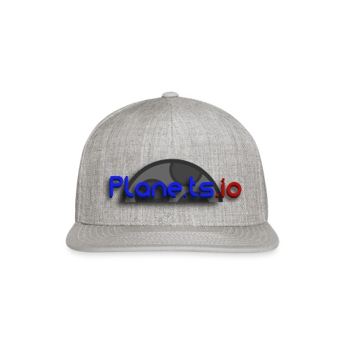 biglogo - Snap-back Baseball Cap
