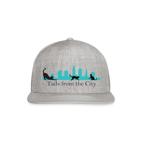 design1 - Snap-back Baseball Cap