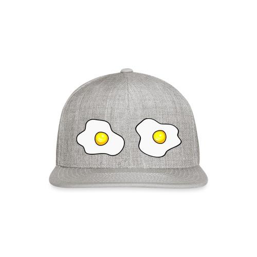 Eggs - Snapback Baseball Cap