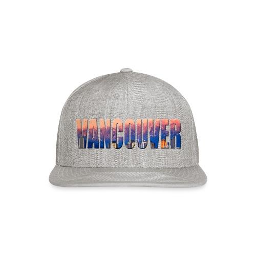 Sweet Vancouver Tees - Snap-back Baseball Cap