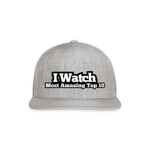 @clouted - Snap-back Baseball Cap