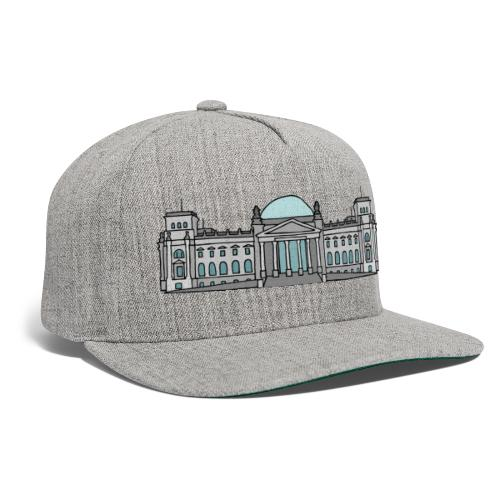 Reichstag building Berlin - Snapback Baseball Cap